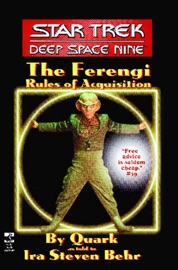 Star Trek Deep Space Nine The Ferengi Rules Of Acquisition