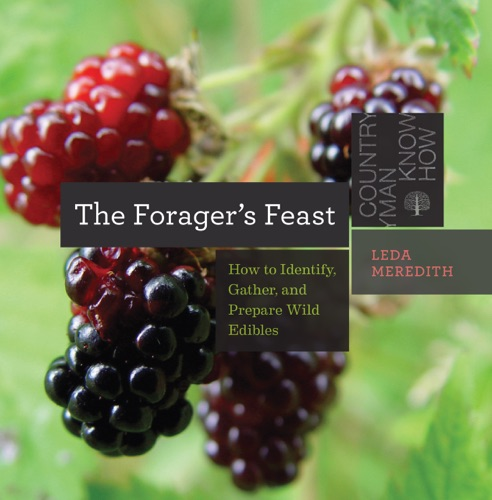 Leda Meredith - The Forager's Feast: How to Identify, Gather, and Prepare Wild Edibles (Countryman Know How)