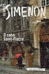 O caso Saint-Fiacre Book Cover