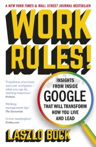 Work Rules! Book Cover