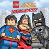 Friends And Foes LEGO DC Super Heroes