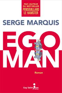 Egoman Couverture de livre