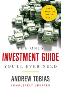 The Only Investment Guide You'll Ever Need Book Cover