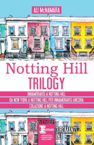 Notting Hill Trilogy Book Cover