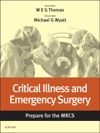 Critical Illness And Emergency Surgery Prepare For The MRCS