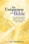The Uniqueness Of The Bible