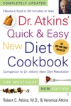 Dr Atkins Quick  Easy New Diet Cookbook