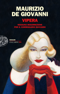 Vipera Libro Cover