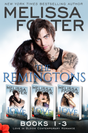 The Remingtons (Books 1-3, Boxed Set) - Melissa Foster book summary