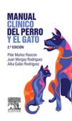Manual clínico del perro y el gato Book Cover