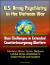 US Army Psychiatry In The Vietnam War New Challenges In Extended Counterinsurgency Warfare - Substance Abuse Heroin Marijuana Combat Stress Breakdown In Soldier Morale And Discipline
