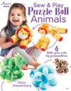 Sew  Play Puzzle Ball Animals