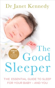 The Good Sleeper Book Cover