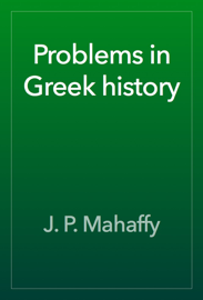 Problems in Greek history book