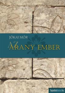 Az arany ember Book Cover