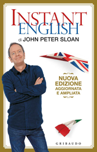 Instant English di John Peter Sloan Copertina del libro