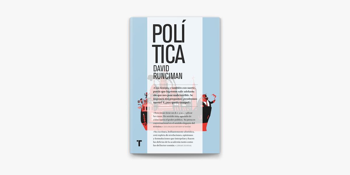 Política On Apple Books