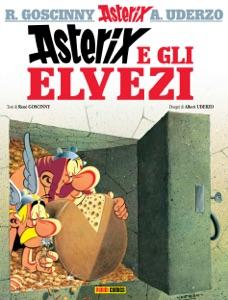 Asterix e gli Elvezi Book Cover
