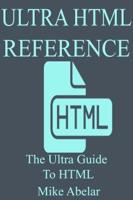 Ultra HTML Reference