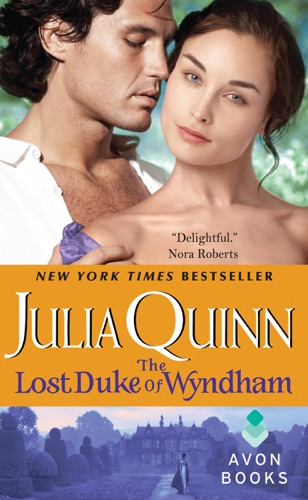 Julia Quinn - The Lost Duke of Wyndham