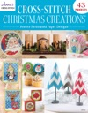Cross-Stitch Christmas Creations Festive Perforated Paper Designs