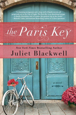 The Paris Key - Juliet Blackwell book