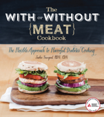 The With or Without Meat Cookbook Book Cover