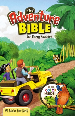 NIrV, Adventure Bible for Early Readers