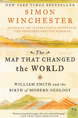 The Map That Changed the World - Simon Winchester book