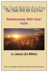 Relationship With God Faith