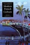 The Cambridge Companion To Modern French Culture