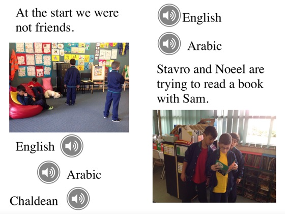 How to make Friends (English, Arabic, Chaldean) on Apple Books