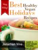 Tali Carmi - Best Healthy Vegan Holidays Recipes artwork