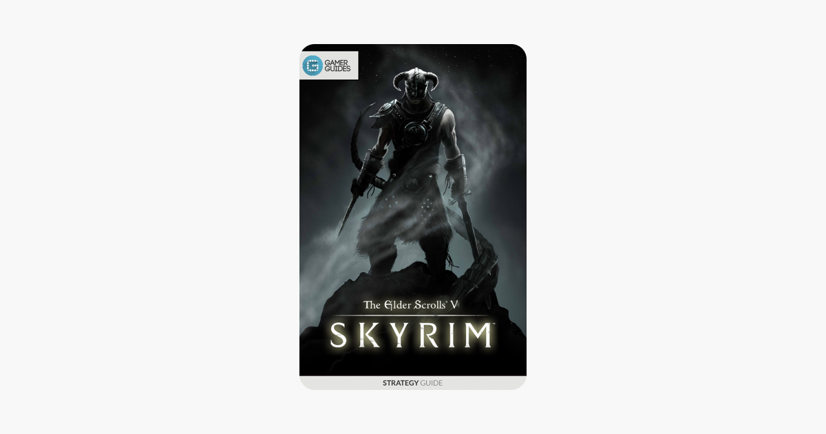 ‎The Elder Scrolls V: Skyrim - Strategy Guide