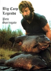 Big Carp Legends: Pete Springate