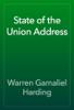 Warren Gamaliel Harding - State of the Union Address artwork