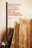 Historia de la filosofía occidental I Book Cover