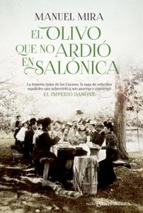 El olivo que no ardió en Salónica Book Cover