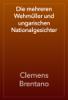 Clemens Brentano - Die mehreren Wehmüller und ungarischen Nationalgesichter artwork