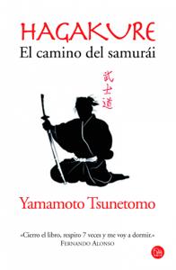 Hagakure. El camino del samurái Book Cover