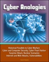 Cyber Analogies Historical Parallels To Cyber Warfare Cyber And Computer Security Cyber Pearl Harbor Surprise Attack Nuclear Scenarios Internet And Web Attacks Vulnerabilities