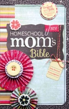 NIV, Homeschool Mom's Bible
