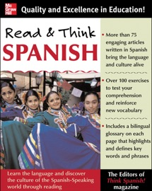 Read And Think Spanish Book
