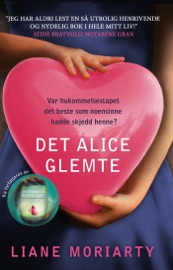 Det Alice glemte PDF Download