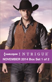Harlequin Intrigue November 2014 Box Set 1 Of 2