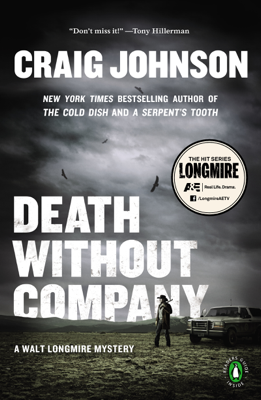 Craig Johnson - Death Without Company book