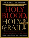 Holy Blood Holy Grail Illustrated Edition