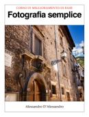 Fotografia semplice Book Cover