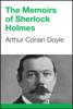 Arthur Conan Doyle - The Memoirs of Sherlock Holmes ilustración