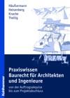Praxiswissen Baurecht Fr Architekten Und Ingenieure
